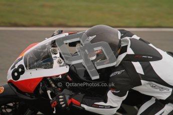 © Octane Photographic Ltd. Thundersport – Donington Park -  24th March 2012. Doodson Motorsport Supertwins & F400, Rhys Hutchinson. Digital ref : 0254lw7d0982