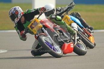 © Octane Photographic Ltd. Thundersport – Donington Park -  24th March 2012. Bridgestone Thundersport 500, Joe Barton. Digital ref : 0256cb7d2520