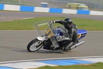 © Octane Photographic Ltd. Thundersport – Donington Park -  24th March 2012. Bridgestone Thundersport 500, Arron Parker. Digital ref : 0256lw7d1680