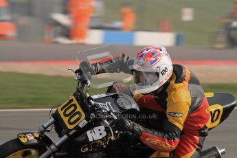 © Octane Photographic Ltd. Thundersport – Donington Park - 24th March 2012. Bridgestone Thundersport 500, Neil Bainbridge. Digital ref : 0256lw7d1736