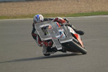 © Octane Photographic Ltd. Thundersport – Donington Park -  24th March 2012. Morello Services Thundersport GP1 / Superstock 1000, John Ingram. Digital ref : 0258cb7d3118