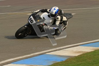 © Octane Photographic Ltd. Thundersport – Donington Park -  24th March 2012. Morello Services Thundersport GP1 / Superstock 1000, Jenny Tinmouth. Digital ref : 0258lw7d2519