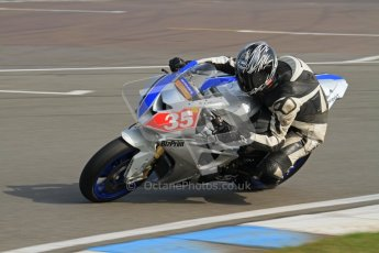 © Octane Photographic Ltd. Thundersport – Donington Park -  24th March 2012. Morello Services Thundersport GP1 / Superstock 1000, Adam Oliver. Digital ref : 0258lw7d2657