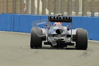 © 2012 Octane Photographic Ltd. European GP Valencia - Friday 22nd June 2012 - F1 Practice 2. Red Bull RB8 - Mark Webber. Digital Ref : 0368lw1d3687