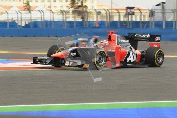 © 2012 Octane Photographic Ltd. European GP Valencia - Friday 22nd June 2012 - GP2 Practice - Carlin - Max Chilton. Digital Ref : 0369lw1d3461