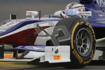 © 2012 Octane Photographic Ltd. European GP Valencia - Friday 22nd June 2012 - GP2 Practice - Trident Racing - Julian Leal. Digital Ref : 0369lw7d0253