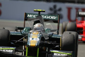 © 2012 Octane Photographic Ltd. European GP Valencia - Saturday 23rd June 2012 - GP2 Race 1 - Caterham Racing - Giedo van der Garde. Digital Ref : 0372lw7d2519