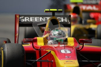 © 2012 Octane Photographic Ltd. European GP Valencia - Saturday 23rd June 2012 - GP2 Race 1 - Racing Engineering - Nathanael Berthon. Digital Ref : 0372lw7d2532
