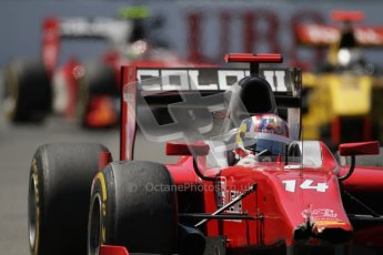 © 2012 Octane Photographic Ltd. European GP Valencia - Saturday 23rd June 2012 - GP2 Race 1 - Scuderia Coloni - Stefano Coletti. Digital Ref : 0372lw7d2547