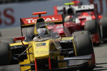 © 2012 Octane Photographic Ltd. European GP Valencia - Saturday 23rd June 2012 - GP2 Race 1 - Dams - Davide Valsecchi. Digital Ref : 0372lw7d2634