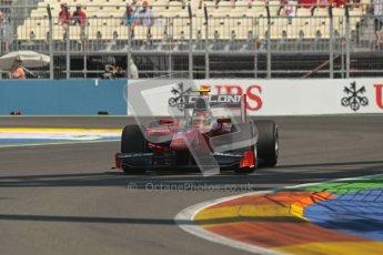 © 2012 Octane Photographic Ltd. European GP Valencia - Sunday 24th June 2012 - GP2 Race 21 - Scuderia Coloni - Fabio Onidi. Digital Ref : 0375lw1d6105