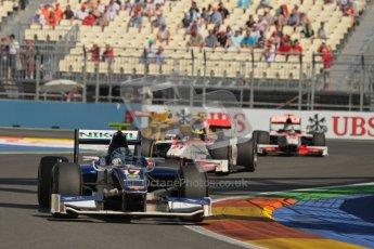 © 2012 Octane Photographic Ltd. European GP Valencia - Sunday 24th June 2012 - GP2 Race 2 - Trident Racing - Julian Leal. Digital Ref : 0375lw1d6198