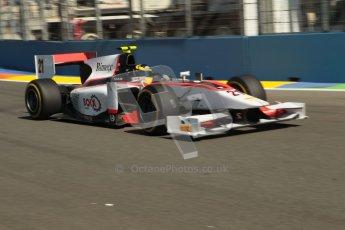 © 2012 Octane Photographic Ltd. European GP Valencia - Sunday 24th June 2012 - GP2 Race 2 - Rapax - Daniel de Jong. Digital Ref : 0375lw1d6383