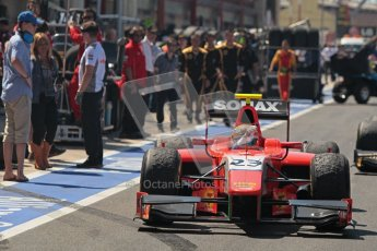 © 2012 Octane Photographic Ltd. European GP Valencia - Sunday 24th June 2012 - GP2 Race 2 - Arden International - Luiz Razia. Digital Ref : 0375lw1d6487