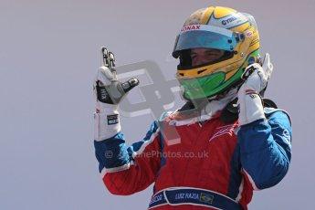 © 2012 Octane Photographic Ltd. European GP Valencia - Sunday 24th June 2012 - GP2 Race 2 - Arden International - Luiz Razia. Digital Ref : 0375lw1d6535