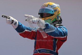 © 2012 Octane Photographic Ltd. European GP Valencia - Sunday 24th June 2012 - GP2 Race 2 - Arden International - Luiz Razia. Digital Ref : 0375lw1d6537