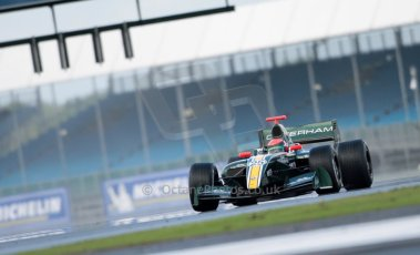© Chris Enion/Octane Photographic Ltd. Formula Renault 3.5 Qualifying 1 – Silverstone. Saturday 25th August 2012. Alexander Rossi - Arden Caterham. Digital ref : 0469ce1d0169