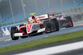 © Chris Enion/Octane Photographic Ltd. Formula Renault 3.5 Qualifying 1 – Silverstone. Saturday 25th August 2012. Robin Frijns - Fortec Motorsports. Digital ref : 0469ce1d0363