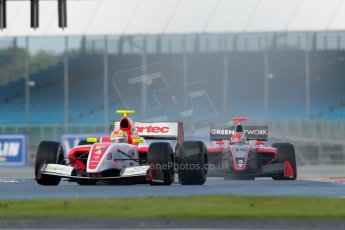© Chris Enion/Octane Photographic Ltd. Formula Renault 3.5 Qualifying 1 – Silverstone. Saturday 25th August 2012. Digital ref : 0469ce1d0364