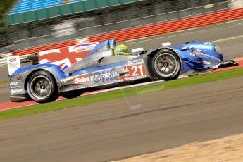 © Chris Enion/Octane Photographic Ltd. FIA WEC Free practice 3 – Silverstone. Saturday 25th August 2012. Digital ref : 0470ce7d1094