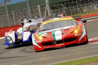 © Chris Enion/Octane Photographic Ltd. FIA WEC Free practice 3 – Silverstone. Saturday 25th August 2012. Digital ref : 0470ce7d1194