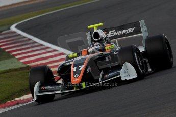 © Chris Enion/Octane Photographic Ltd. Formula Renault 3.5 Qualifying 2 – Silverstone. Saturday 25th August 2012. Digital ref : 0472ce1d0090