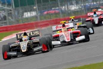 © Chris Enion/Octane Photographic Ltd. Formula Renault 3.5 Race 2 – Silverstone. Sunday 26th August 2012. Digital ref : 0474ce1d0063