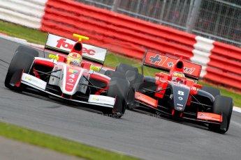 © Chris Enion/Octane Photographic Ltd. Formula Renault 3.5 Race 2 – Silverstone. Sunday 26th August 2012. Digital ref : 0474ce1d0155