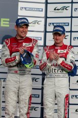 © Chris Enion/Octane Photographic Ltd. FIA WEC Podium – Silverstone. Sunday 26th August 2012. Digital ref : 0477ce1d0130