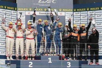 © Chris Enion/Octane Photographic Ltd. FIA WEC Podium – Silverstone. Sunday 26th August 2012. Digital ref : 0477ce1d0299