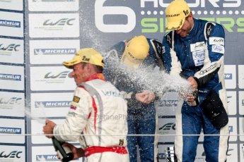 © Chris Enion/Octane Photographic Ltd. FIA WEC Podium – Silverstone. Sunday 26th August 2012. Digital ref : 0477ce1d0314