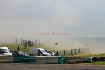 © Jones Photography 2012. 2nd June 2012 - Dust Cloud, Pembrey, Welsh Motorpsort Fesitval. Digital Ref : 0366CJ0743