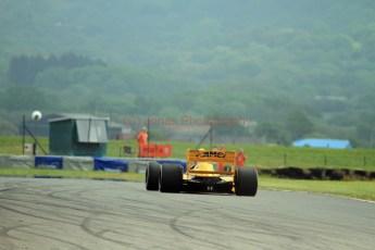 © Jones Photography 2012. 2nd June 2012 - Steve Griffiths, 1989 Lotus 101, Pembrey, Welsh Motorsport Festival. Digital Ref : 0366CJ0975