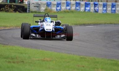 © Jones Photography 2012. 2nd June 2012 - Rupert Svendsen-Cook, Double R Formula 3, 2012 Dallara, Pembrey, Welsh Motorsport Festival. Digital Ref : 0366CJ1023