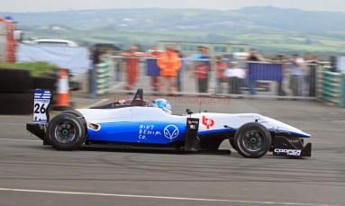 © Jones Photography 2012. 2nd June 2012 - Rupert Svendsen-Cook, Double R Formula 3, 2012 Dallara, Pembrey, Welsh Motorsport Festival. Digital Ref : 0366CJ1094