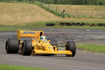 © Jones Photography 2012. 2nd June 2012 - Steve Griffiths, 1989 Lotus 101, Pembrey, Welsh Motorsport Festival. Digital Ref : 0366CJ1220