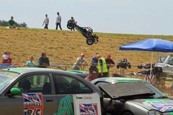 © Jones Photography 2012. 2nd June 2012 - Remote Control Car, Pembrey, Welsh Motorsport Festival. Digital Ref : 0366CJ1456