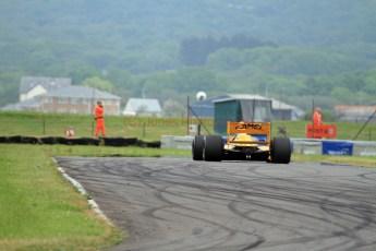 © Jones Photography 2012. 2nd June 2012 - Steve Griffiths, 1989 Lotus 101, Pembrey, Welsh Motorsport Festival. Digital Ref : 0366CJ1593