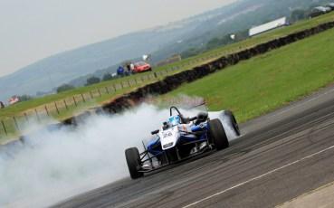 © Jones Photography 2012. 2nd June 2012 - Rupert Svendsen-Cook, Double R Formula 3, 2012 Dallara, Pembrey, Welsh Motorsport Festival. Digital Ref : 0366CJ2320