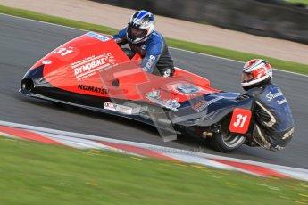 © Octane Photographic Ltd. Wirral 100, 28th April 2012. ACU/FSRA British F2 Sidecars Championship. Nicholas Dukes/William Moralee - BLR. Free Practice.  Digital ref : 0310cb7d8716