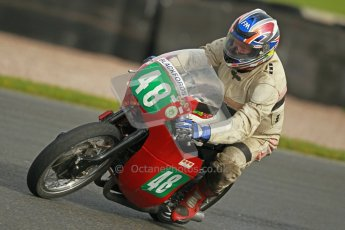 © Octane Photographic Ltd. Wirral 100, 28th April 2012. Classic bikes, 125ccGP and F125, John Foy - 247 Ariel Arrow, Free practice. Digital ref : 0304cb1d3940