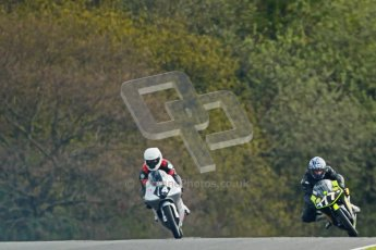 © Octane Photographic Ltd. Wirral 100, 28th April 2012. Classic bikes, 125ccGP and F125, Qualifying race. Digital ref : 0304cb1d4678