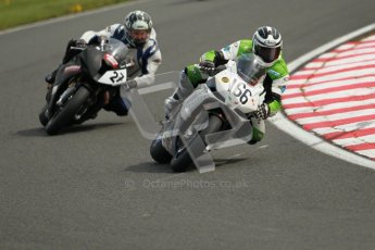 © Octane Photographic Ltd. Wirral 100, 28th April 2012. Powerbikes. Qualifying race. Digital ref : 0305cb1d4742