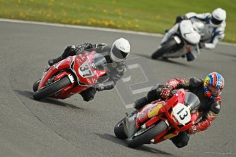 © Octane Photographic Ltd. Wirral 100, 28th April 2012. Powerbikes. Qualifying race. Digital ref : 0305cb1d4749