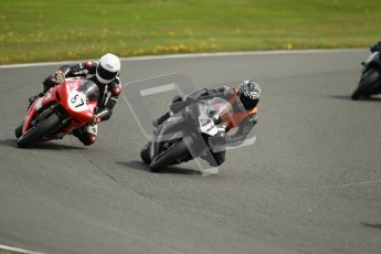 © Octane Photographic Ltd. Wirral 100, 28th April 2012. Powerbikes. Qualifying race. Digital ref : 0305cb1d4754