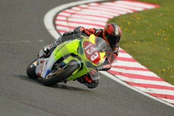 © Octane Photographic Ltd. Wirral 100, 28th April 2012. Powerbikes. Qualifying race. Digital ref : 0305cb1d4759