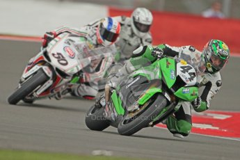 © Octane Photographic Ltd. World Superbike Championship – Silverstone, 1st Free Practice. Friday 3rd August 2012. Digital Ref : 0443cb1d0056