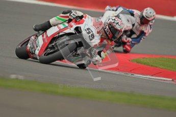 © Octane Photographic Ltd. World Superbike Championship – Silverstone, 1st Free Practice. Friday 3rd August 2012. Digital Ref : 0443cb1d0174