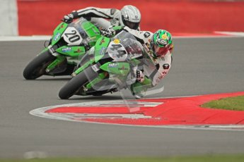 © Octane Photographic Ltd. World Superbike Championship – Silverstone, 1st Free Practice. Friday 3rd August 2012. Digital Ref : 0443cb1d0206