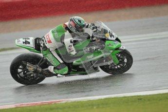 © Octane Photographic Ltd. World Superbike Championship – Silverstone, 1st Free Practice. Friday 3rd August 2012. Digital Ref : 0443cb1d0460